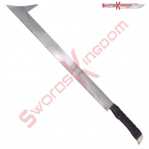 Uruk Hai Scimitar Sword with Rust Finish
