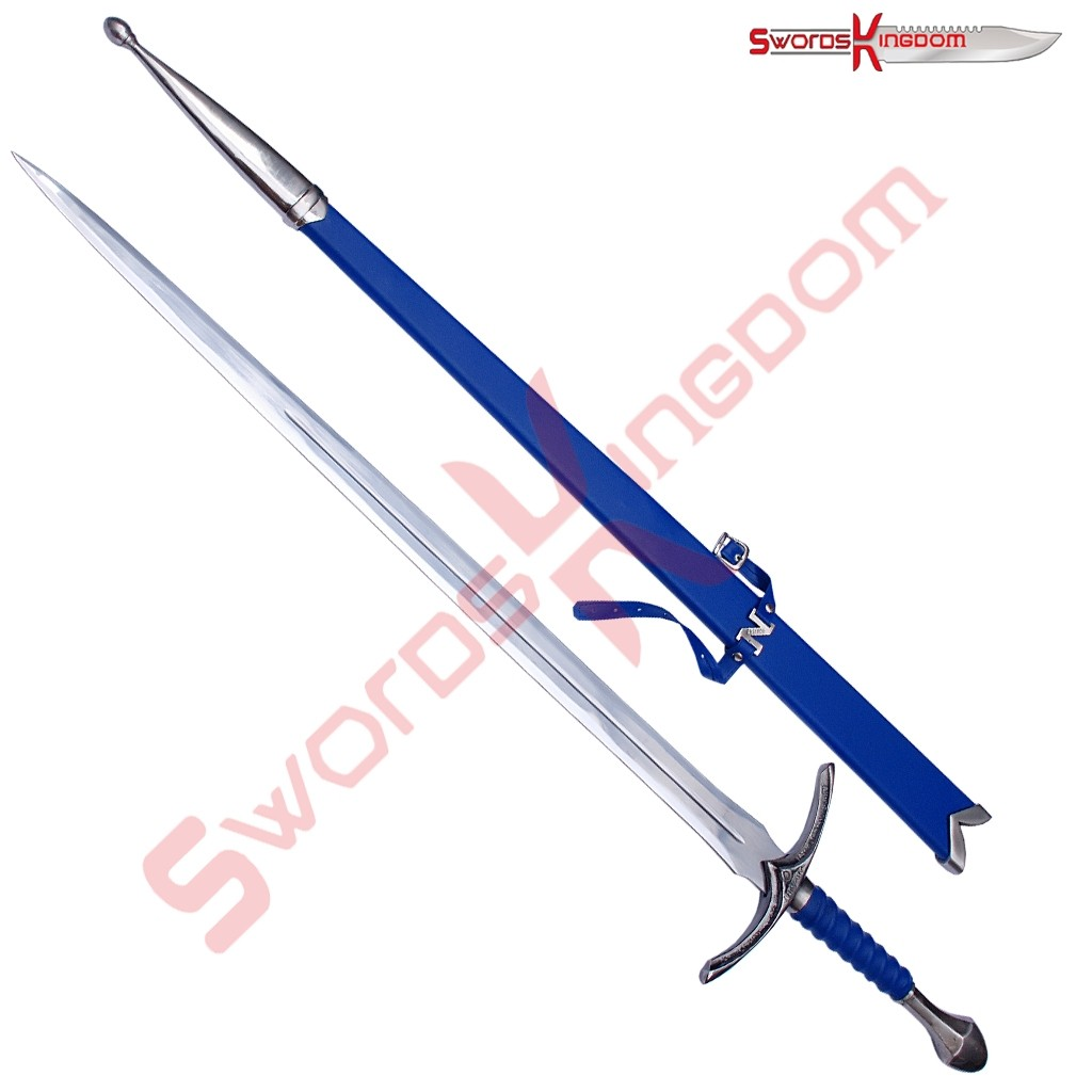 Blue Glamdring Sword of Gandalf