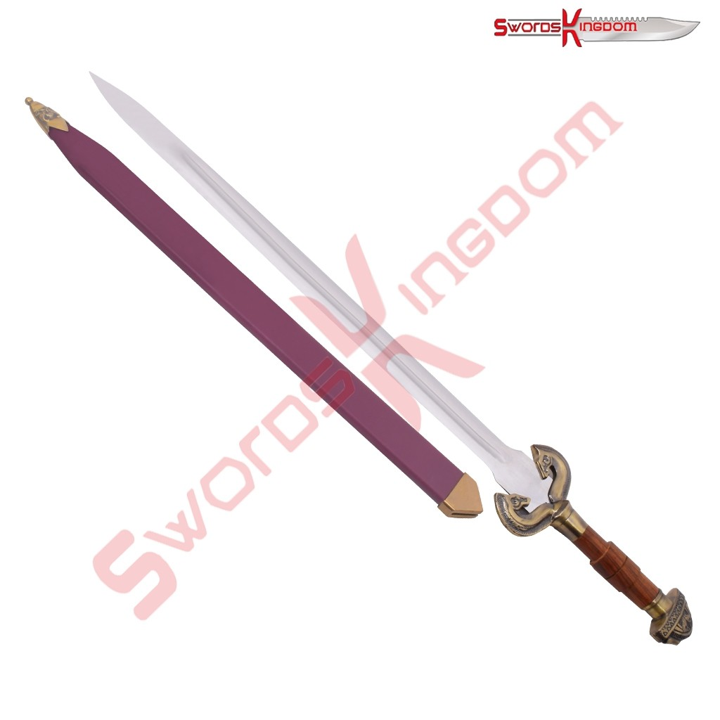 Eowyn Sword Replica with Brown Grip from LOTR