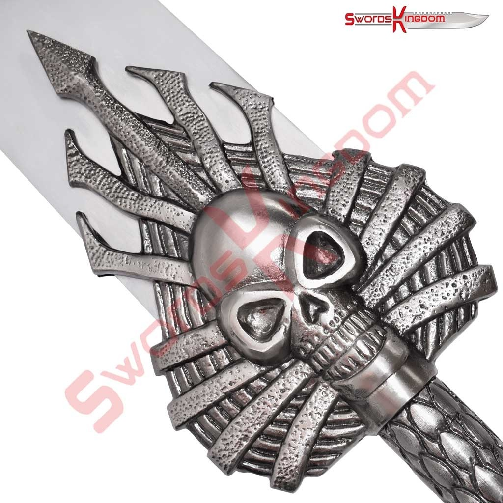 Final Fantasy X-2 Paine Skull Sword