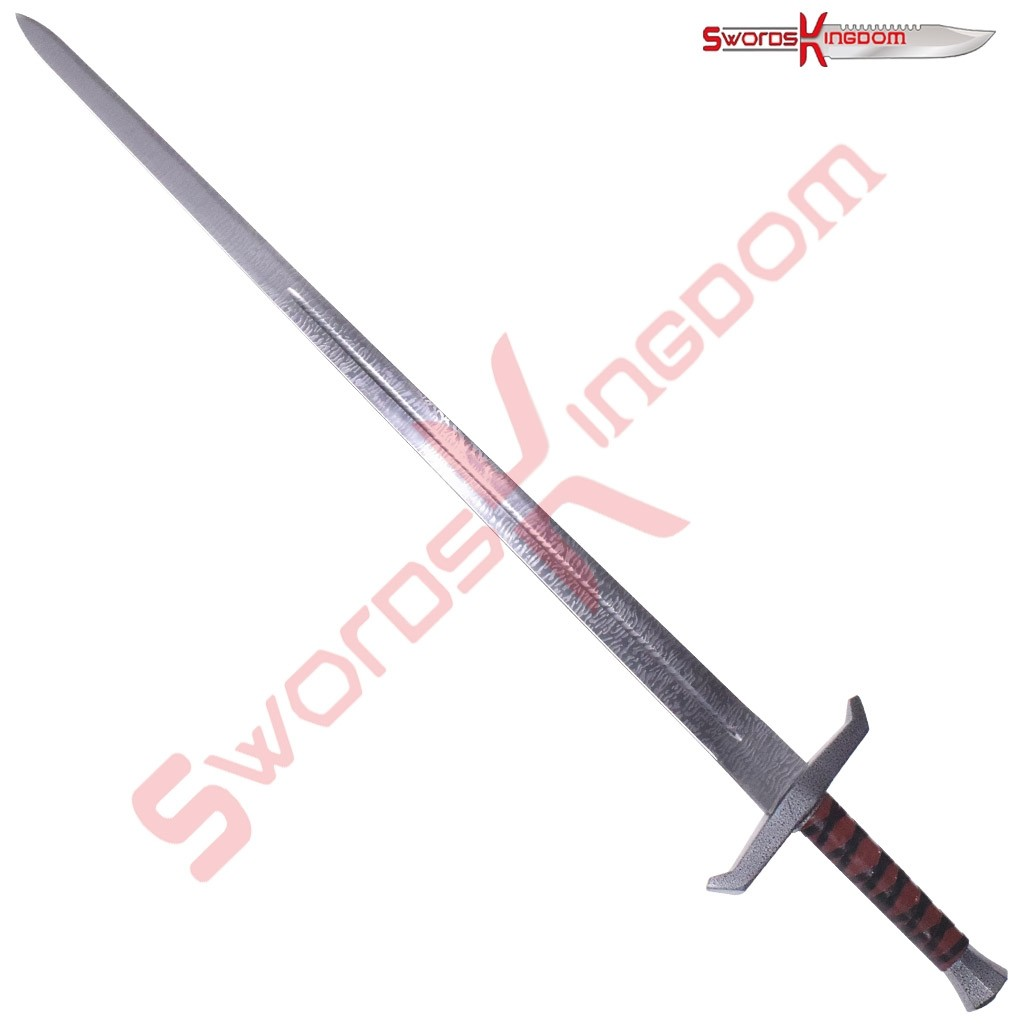 King Arthur Excalibur Sword Etched from Movie