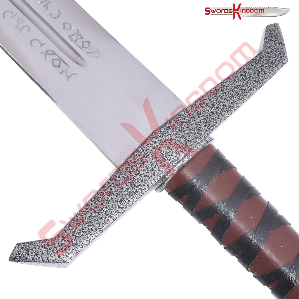 King Arthur Excalibur Sword Full Tang edition from Movie