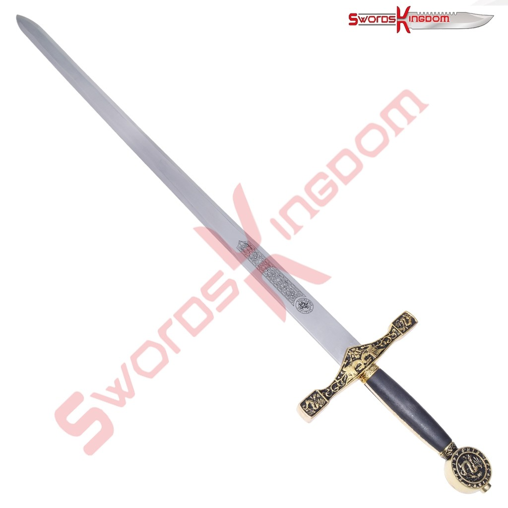 King Arthur Excalibur Sword in the Stone Collectors Edition