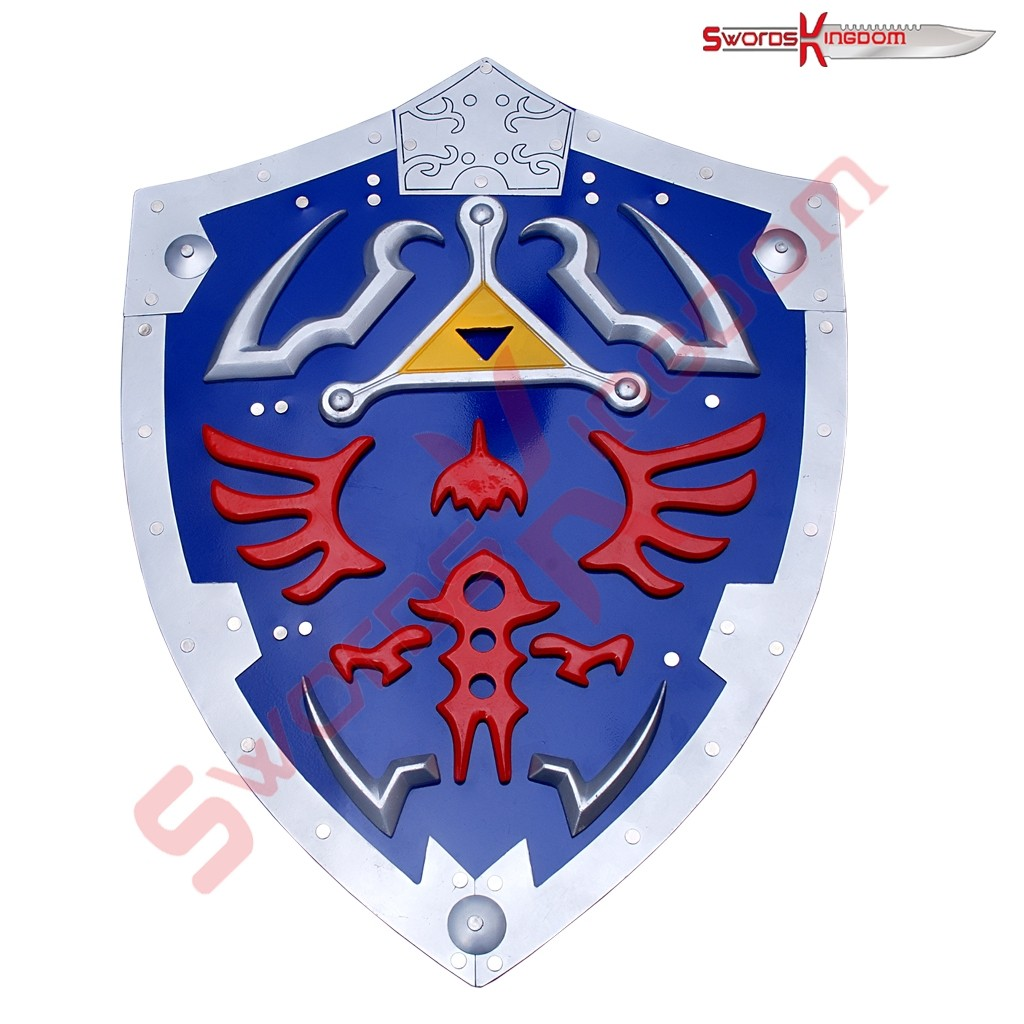 Link Hylian Shield Replica from Zelda