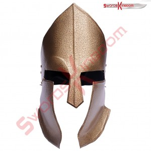 Functional Spartan Helmet Replica from 300