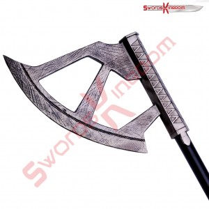 Gimli Walking Axe Replica from LOTR
