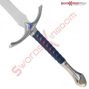 Glamdring Sword of Gandalf Replica Blue Edition