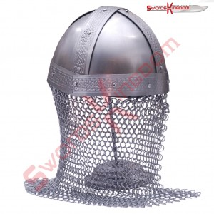 Medieval Inspired Knights Warrior Helmet