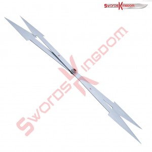 Yuffie Cross Sword Shuriken