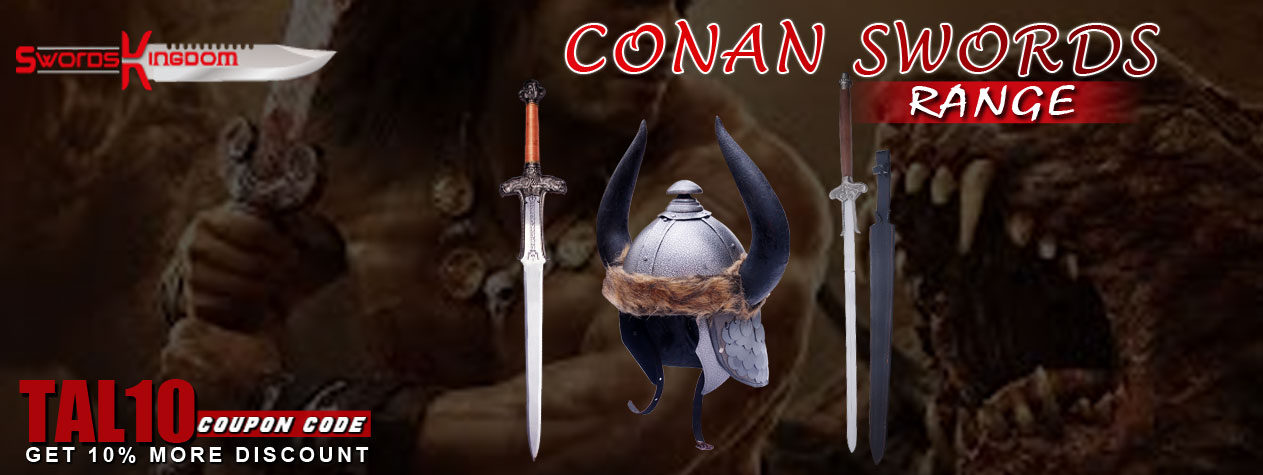 Conan the Barbarian Swords for Sale in UK