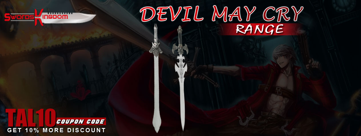 Devil May Cry Swords for Sale in UK