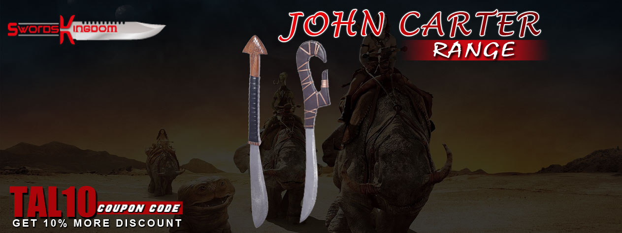 John Carter Swords for Sale in UK