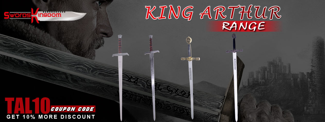 King Arthur Excalibur Swords for Sale in UK