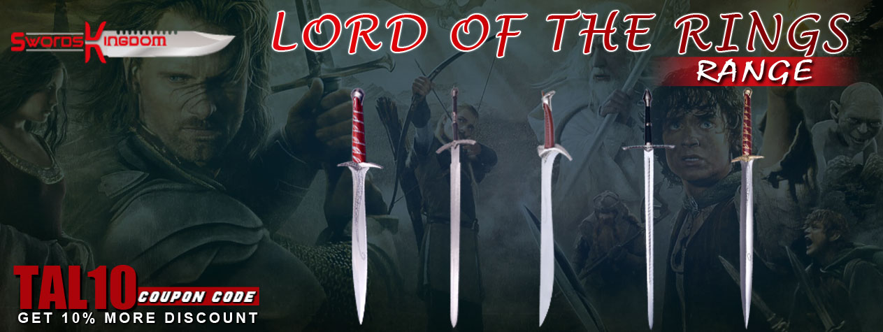 Lord of the Rings Swords for Sale in UK