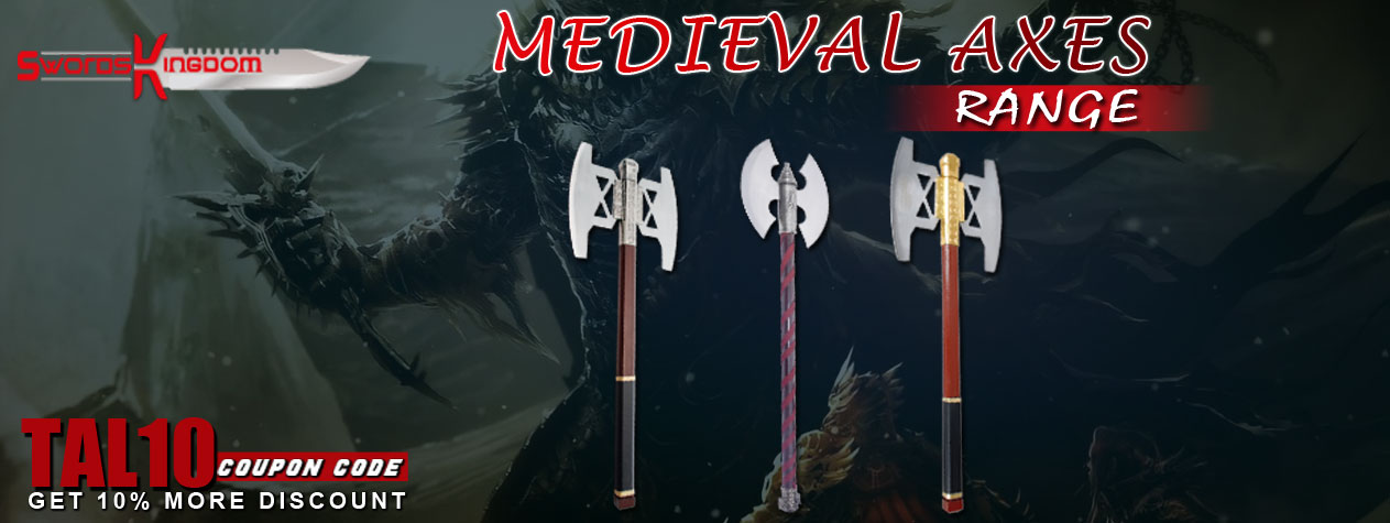 Best Medieval Axes Replicas for Sale in UK