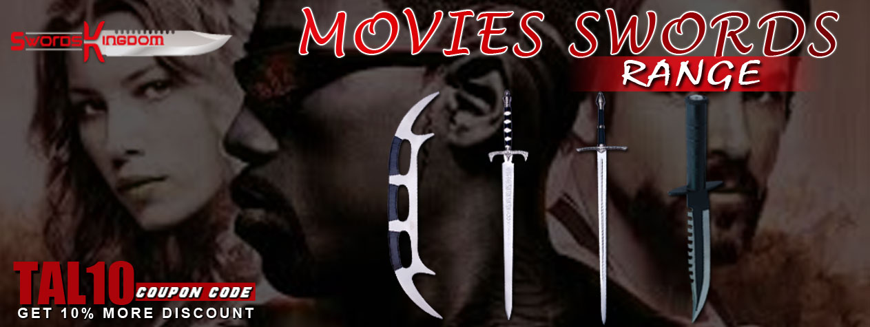 Best Movies Swords Replicas for Sale in UK