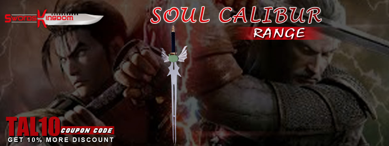 Soul Calibur Swords for Sale in UK