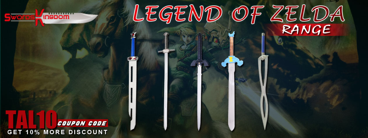 Legend of Zelda Swords & Shields for Sale in UK