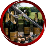 Champagne Knives